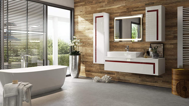 Salle de bain adaptée aux enfants